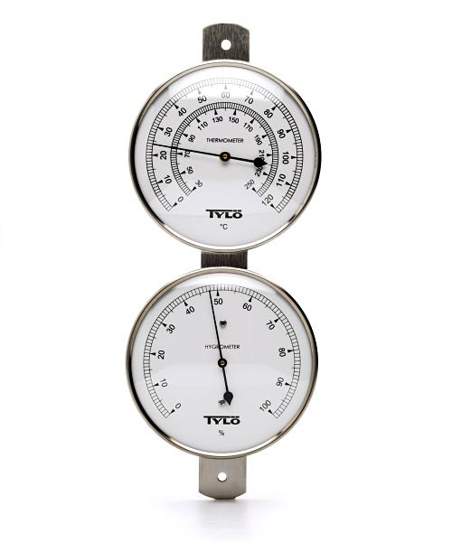 Termometras ir higrometras